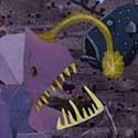 26-2-03Wanderers of the Abyssal Darkness Triplewart Seadevil S1703