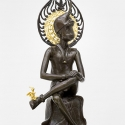 18-06Contemplative Peter Pan Bodhisattva in Great Future of Maha2