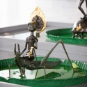 19-09Contemplative Peter Pan Bodhisattva Rides on Acrida Turrita-1