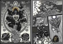 31-17Jataka Tale of Beloved King Kong Vajradhara